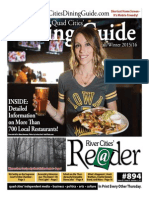 River Cities' Reader - Issue 894 - October 29, 2015