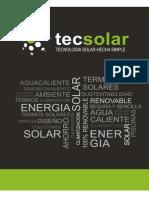 Manual de Instalacion de Climatizaciones de Piscinas Tecsolar SRL