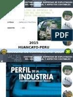 Empresas de Explotacion Del Gas Natural y Aspectos Contables