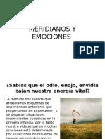 Meridianos y Emociones