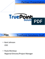 Truepoint and Lucity