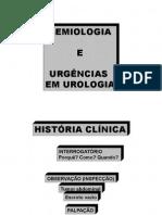 Semiologia Urgencias em Urologia