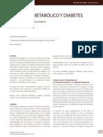 2014 Sindrome Metabólico y Diabetes