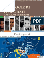 Varie Tipologie Di Immigrati_somiglianze e Differenze