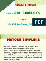 Metode Simpleks ES 2