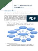 Software Para La Administración Hospitalaria