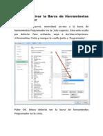 pasos para realizar Macros en Excel