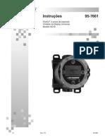 Manual Display Gás 95-7661-3.1_UD10