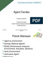 2. Agent Cerdas