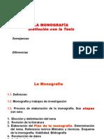11. La Monografia