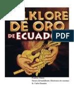 El Folklore Ecuatoriano