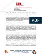 Informe CDNA CUT Ocubre 2015-1
