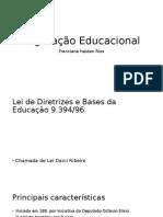 Legislação Educacional_LDB 1