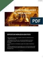 Depósitos MagmáticosI