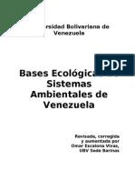 Bases Ecologicas Parte II Corregido y Ampliado