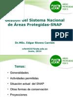Gestión Del Snap (13!05!2014)