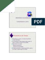 Apuntes Pronosticos Demanda