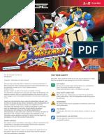 Bomberman - Manual - NG