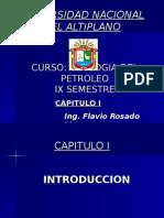 INTRODUCCIÓN GEOLOGÍA DEL PETROLEO