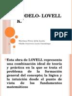 Modelo- Lovell k