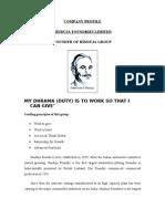 Hinduja Company Profile