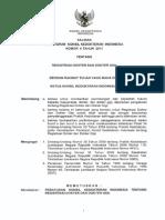 11 Peraturan KKI No 6 Tahun 2011 Tentang Registrasi Dokter Dan Dokter Gigi Indonesia