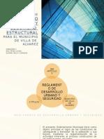 Reglamento de Desarrollo Urbano y Seguridad Para El Mpo v Alvarez