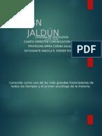 Ibn Jaldun