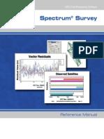 750-1-0001 Spectrum Survey Rev 5