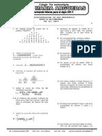 Examen Recuperacion- Rm-nivel III Sec