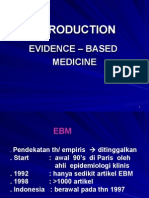 Introduction Ebm