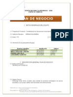 Plan de Negocio (1)