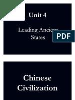 Asian Civilization - Leading Ancient states