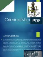 Criminalística 1