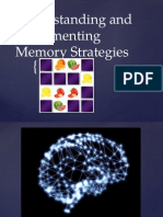 understanding and implementing memory strategies