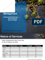 Service Management and Strategy
