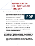 Patriarchates of the Orthodox Church