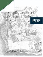 1999-Amérique espagnole-Urbanisme