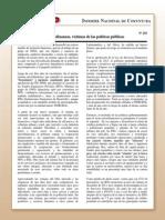 Coy 293 - Microfinanzas. Víctimas de Las Políticas Públicas