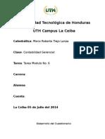Tarea 6 Contabilidad Gerencial.doc