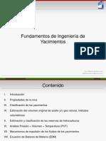 Fundamento de Ing. de Yacimientos