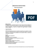 Manual Para Participante Formacion