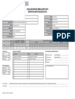 IV- Reporte Simulacro 2015