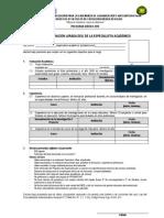 Declaracion Especialista Acadademico en Investigacion