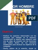 Factor Hombre ddp