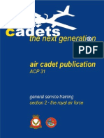 ACP 31 Section 2-The RAF