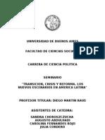 Programa Seminario 2010