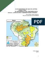 El potencial Desarrollo de Shale Gas en Brasil