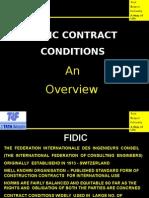 FIDIC Presentation TRF