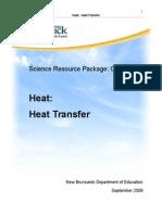 Heat Heat Transfer